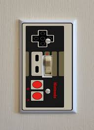 cool switch plate covers. Fine Covers Cool Switch Plate Covers Nintendo Controller Wall Cover  Video Game Gag And I