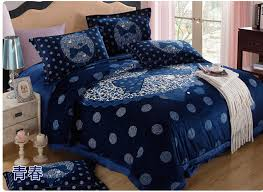 free luxury 6 pcs satin jacquard wedding bedclothes duvet cover set comforer set bedding set quilt cover fw200