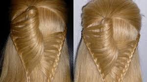 Frisuren F R Mittel Lange Haare Einfach Flechtfrisuren Zopffrisur