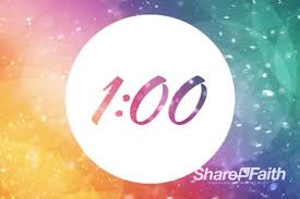 1 Minute Countdown Easter Celebrate With Us Easter One Minute Countdown Timer