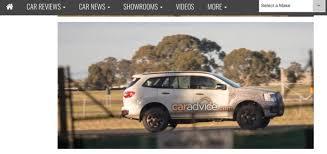 2018 ford australia. simple australia 2018 ford endeavour 2018 everest spied testing in australia throughout ford australia