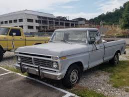 1973 Ford F-100 Ranger Pickup Truck, Manual Transmission, Runs and ...
