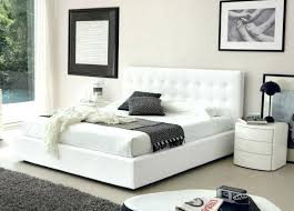 tufted king size beds wonderful white king size bed with white nightstands diy king size upholstered bed frame