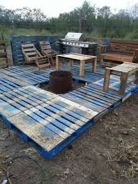 pallet furniture patio. diy pallet patio decks with furniture s