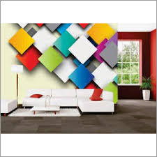 Small Picture Decorative Seamless Wallpaper Manufacturer in DelhiSimple