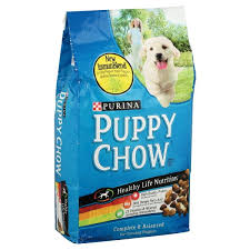 Purina One Puppy Food Chart Purina Puppy Chow Dry Puppy Food Complete Nutrition Formula
