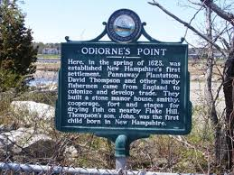 Tide Chart Odiorne Point Nh A Historical Marker Offers A Bit Of History About Odiorne