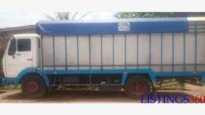 Véhicule accidenté parc 24327 1ere mec 26/06/2000. Camion Mercedes 1217 Centre Centre Cameroon Loozap