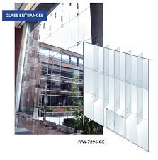 we offer the flexibility of integrating all glass doors into your structural wall glass system