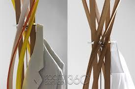 Twist Coat Rack Inspiration Twist Coat Rack By Horm Room Servie 32°