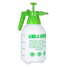 2l handheld lawn and garden pump pressure sprayer precise water spray plants mister for herbicides pesticides