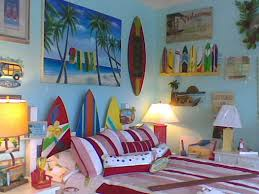 beach design bedroom. Color:It Is The First And Foremost Step To Create A Beach Theme Room. Paint Room In Fine Restful Color Such As Ocean Blue Green Grey. Design Bedroom E