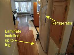 how to lay tile flooring in kitchen install laminate tile flooring kitchen installing laminate flooring under
