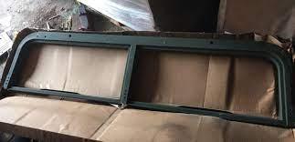 windshield frame military hummer m998