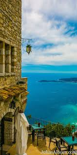 best ideas about images of teaching hilltop medieval village of eze in the south of between and nice view from chateau eza hotel more photos on travel family vacation ideas