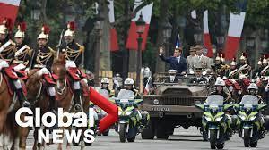 Bastille Day 2021: Macron leads France ...