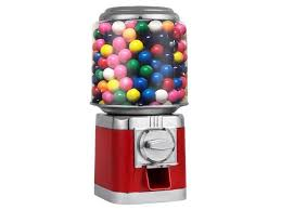 Fed X Gaming Vending Machine Gorgeous VEVOR Gumball Candy Vending Machine Durable Metal Candy Dispenser