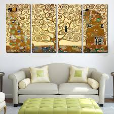 Paintings For Walls Of Living Room 5 Panels Artwork Canvas Painting Wall Art Canvas Paintings For