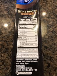 swanson bone broth food drink and