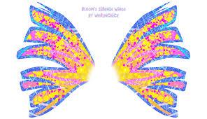 Winx club blooms wings believix fairy giochi preziosi gc. The Winx Club Photo Winx Club Sirenix Wings Fairy Wings Drawing Winx Club Wings