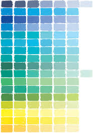 Pastel Color Code Chart Soft Pastels Color Chart At Great American Art Works