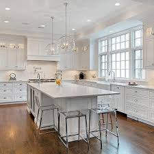 Small Picture Best 25 Classic white kitchen ideas on Pinterest Wood floor