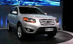 2010 Hyundai Santa Fe | Official Photos And Info | News | Car and ...