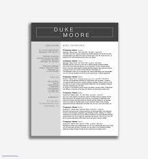 Free Modern Resume Template Best Modern Resume Template Word Elegant