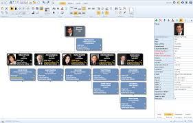 Free Software For Organisation Chart Organizational Chart