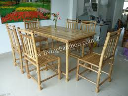 bamboo dining chairs. Home Furniture Binh Quoi Bamboo Dining Table Set - Buy Product On Alibaba.com Chairs A