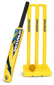 MC Plastic Cricket Set  Spartan SportsBackyard Cricket Set
