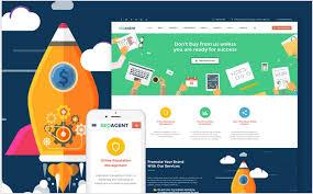 Html5 Website Templates Adorable 28 Best HTML28 Website Templates 28 Wpshopmart