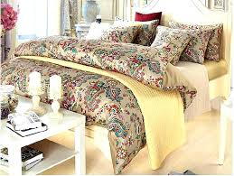paisley duvet covers harper cover king ems usa within ideas 17