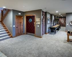 Basement Carpet Ideas