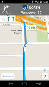 Navigating Through The New Google Maps 8 0 Interface Android Central
