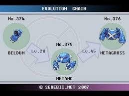 18 Reasonable Pokemon Beldum Evolution Chart