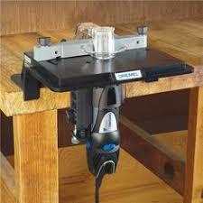 dremel router table. dremel shaper table attachment router g