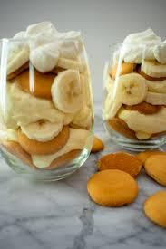 old fashioned banana pudding layered with nilla wafers silky pudding sliced bananas and homemade