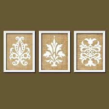 french country wall art decor lovely damask canvas or prints by metal 600x600 magnificent
