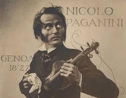 Risultati immagini per Niccolò Paganini