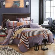 find more bedding sets information about grid autumn sanding 100 cotton bedding set king queen
