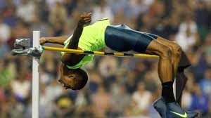 Qatar's mutaz essa barshim and italy's gianmarco tamberi shared the gold medal in the men's high jump at the 2020 tokyo olympics on sunday. Mutaz Barshim Startet Hochsprung Europa Tour Mit 2 4 Meter