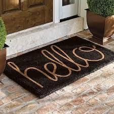 front door matFront Door Mat  Home Interior Design