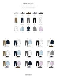 How To Match Clothes Quick And Easy Color Combos