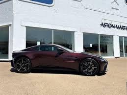 Divine Red Aston Martin Vantage 4 0 Auto Overview Youtube
