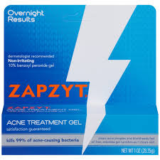 Lighting Gels Walmart Zapzyt Acne Treatment Gel Clears Acne Pimples And