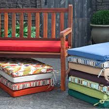 How To Make Outdoor Bench Cushions Update Your Outdoor Cushion