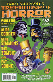 The Simpsonsu0027 Treehouse Of Horror 22  ComiXologyThe Simpsons Treehouse Of Horror 20