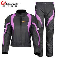 <b>Riding Tribe Motorcycle</b> Jacket <b>Motorcycle</b> Pants <b>Windproof</b> ...