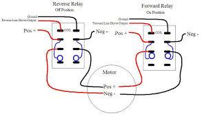 reversing dc motor wiring diagram wiring diagram user wiring diagram relays 12 volt also motor reversing relay wiring reversing dc motor wiring diagram